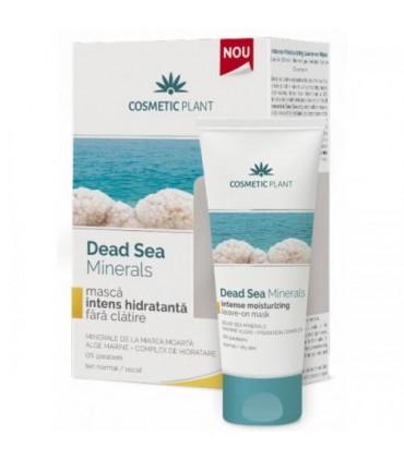 MASCA INTENS HIDRATANTA DEAD SEA 50ml COSMETIC PLANT