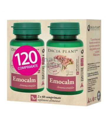 Emocalm 60Cpr Pachet 1+1 DACIA PLANT