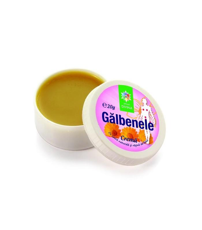 Crema de galbenele pentru micoze