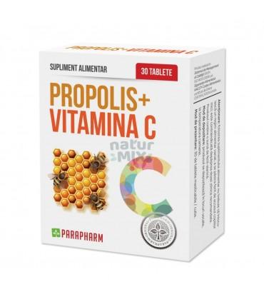 Propolis + Vitamina C 30tb QUANTUM PHARM