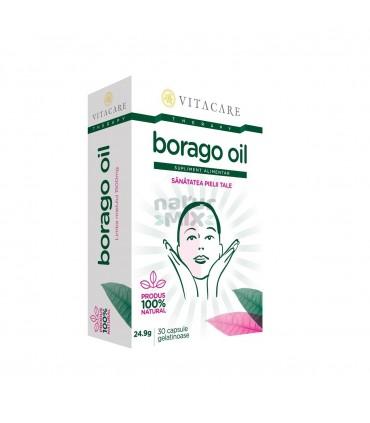 BORAGO OIL 30CPS VITA CARE