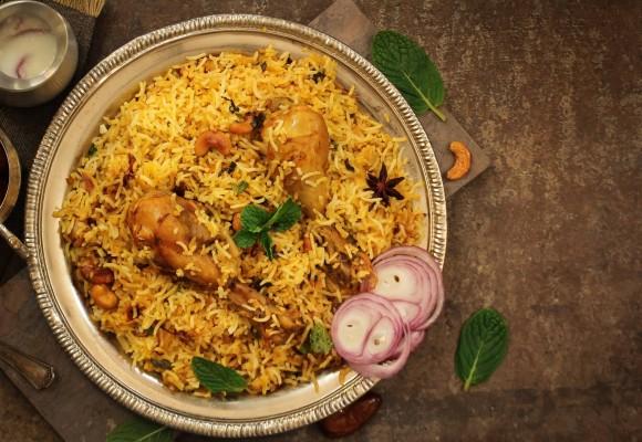 Biryani - orez în stil indian